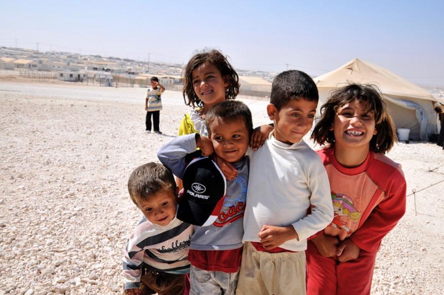 zaatari_refugees