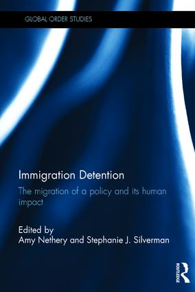 Immigration Detention book cover