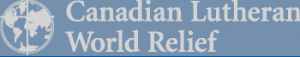 Canadian Lutheran World Relief logo