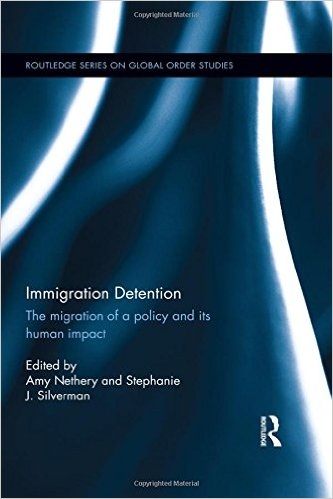 Book launch event for Immigration Detention: The Migration of a Policy and Its Human Impact