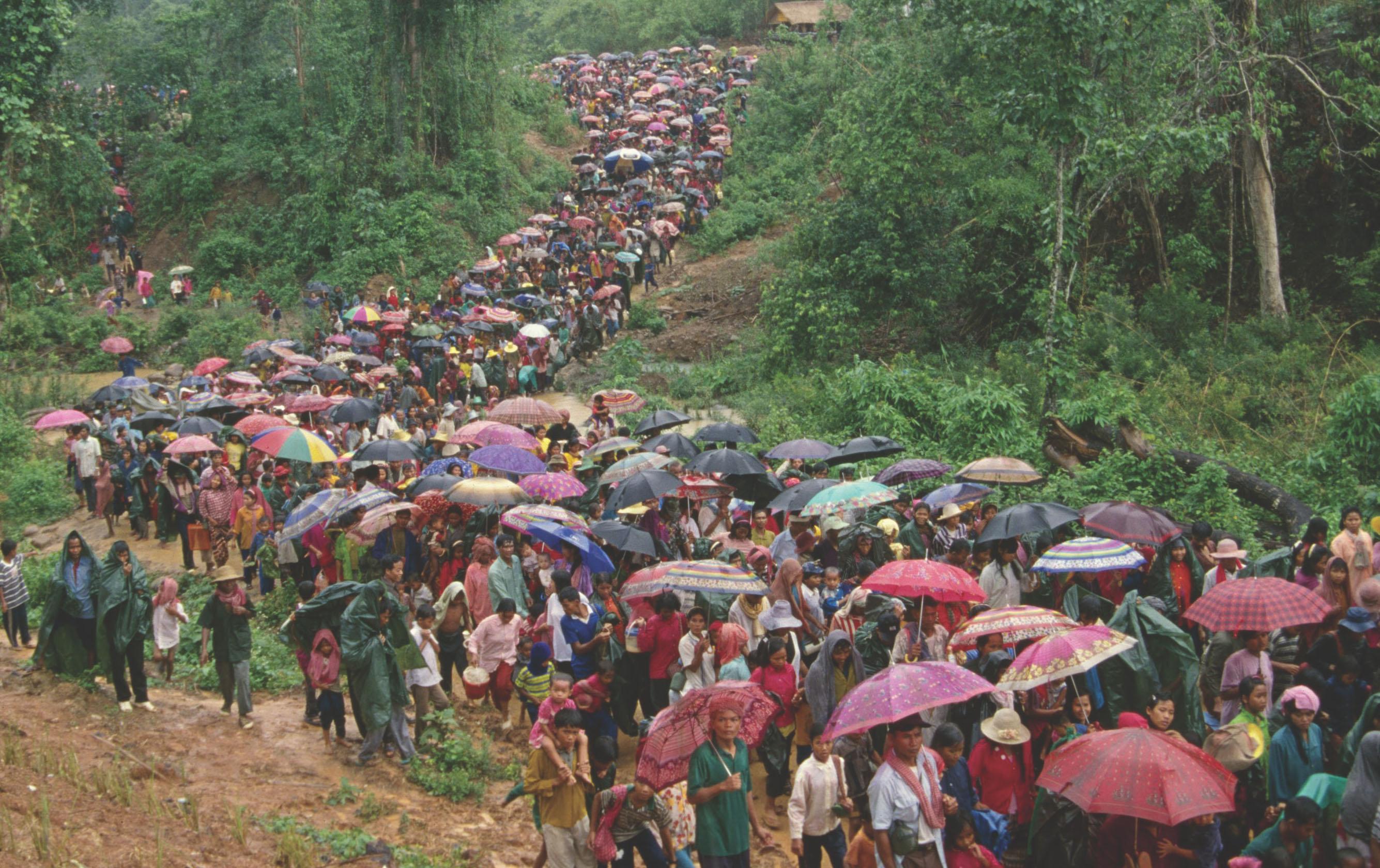 CARFMS17: Forgotten Corridors: Global Displacement & the Politics of Engagement
