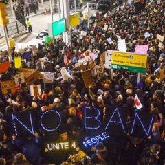 Are Refugees Welcome Here? Trump, Immigration, and Canadian Responses