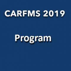 CARFMS19: Program